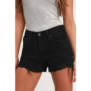 Free People We The Free Sofia Cut-Off Jean Shorts